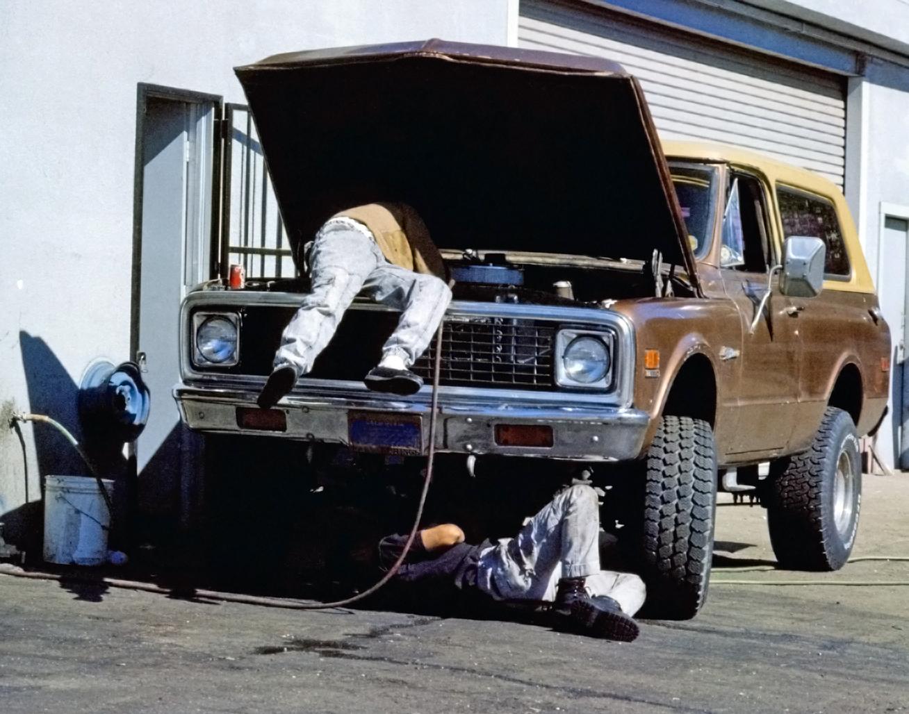 Den bedste mekaniker